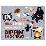Epic Snax Dippin Chocolate Tray 350G