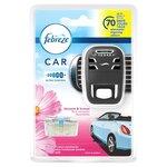 Febreze Car Air Freshener Blossom and Breeze Starter Kit 7ml