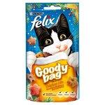 Felix Christmas Goody Bag Cat Treat Original Mix 60g