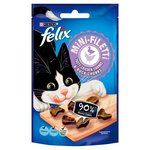 Felix Mini Filetti Cat Treats Chicken and Duck 30g
