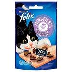 Felix Mini Filetti Cat Treats Chicken and Duck 30g
