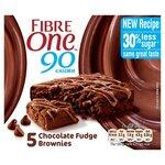 Fibre One Chocolate Fudge Brownie 5 Pack