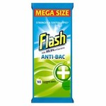 Flash Antibacterial Wipes 90