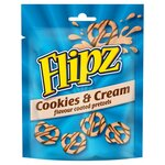 Flipz Cookies and Cream Pretzels 90g