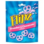 Flipz Strawberry Cheesecake Pretzels 90g