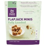 Foods of Athenry Gluten Free Works Flapjack Mini Bites 150g