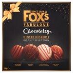 Foxs Chocolatey Winter Desserts 250g