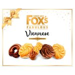 Foxs Fabulous Viennese Biscuit Selection 350g