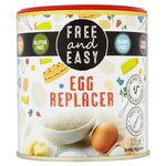 Free and Easy Dairy Free Egg Replacer 135g