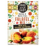 Free and Easy Free From Falafel Mix 194g