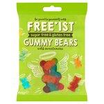 Free'ist Sugar Free Gummy Bears 100g