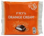Frys Orange Cream 3 Pack