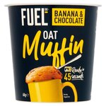 Fuel 10K Banana and Chocolate Muffin Pot 60g