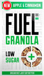 Fuel Apple And Cinnamon Granola Low Sugar 400g