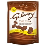 Galaxy Buttons Caramel Crunch Pouch 93G