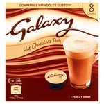Galaxy Dolce Gusto Hot Chocolate 8 Pods