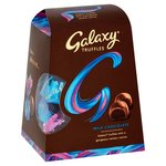 Galaxy Truffles Chocolate Medium Gift Box 206g