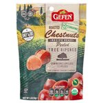 Gefen Organic Roasted Chestnuts 150g