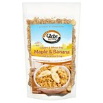 Glebe Farm Gluten Free Maple and Banana Oat Granola Crisp 325g