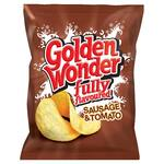 Golden Wonder Fully Flavoured Sausage and Tomato 32 x 32.5g