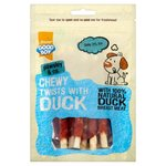 Good Boy Chewy Twists with Duck 90g