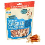 Good Boy Crunchy Chicken and Calcium Bones 350g