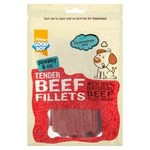 Good Boy Tender Beef Fillets 90g