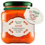 Grannys Secret Ajvar Roasted Peppers with Tomato and Chilli 200g