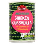 Grants Mexican Chicken Quesadilla 392g