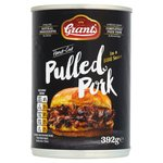 Grants Pulled Pork In BBQ Sauce 392g
