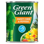Green Giant Sweet Corn and Peppers 198g