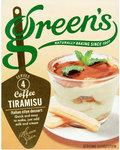 Greens Coffee Tiramisu Mix 70g