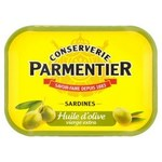 H.Parmentier Sardines in Extra Virgin Olive Oil 135g