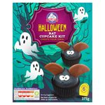 Halloween Bat Cupcake Kit 375g