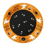 Halloween Ghost Party Plates 22cm 10 per pack