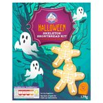 Halloween Skeleton Shortbread Kit 179g