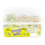 Haribo Maoam Sour Bloxx Chews 40 pack