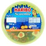 Haribo Scaremix Halloween Sweets Tub 900g