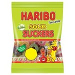 Retail Pack Haribo Sour Suckers 20x80g