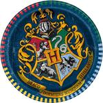 Harry Potter Paper Plates 18cm 8 per pack
