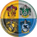 Harry Potter Paper Plates 23cm 8 per pack