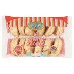 Haywood And Padgett Cherry Scones 12 Pack