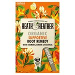 Heath and Heather Organic Supportive Root Remedy Teabags 20 per pack