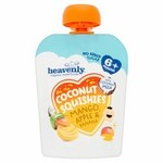 Heavenly Organic Coconut Squishies Mango Apple and Banana 90g