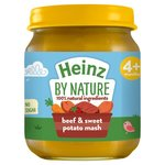 Heinz 4 Month Beef and Sweet Potato Mash 120g