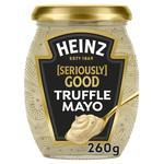 Heinz Seriously Good Truffle Mayonnaise 260g