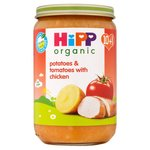 Hipp 10 Month Organic Potatoes and Tomatoes with Chicken 220g