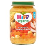 Hipp 7 Month Organic Scrumptious Sunday Lunch 190g