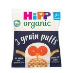 HiPP Organic 3 Grain puffs 30g
