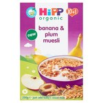 Hipp Organic Banana and Plum Muesli 250g